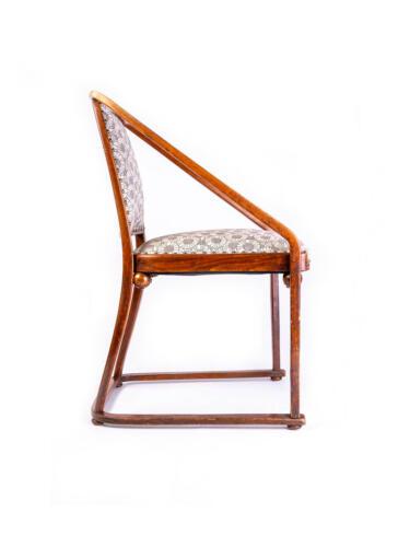 Chaise Hoffmann - Différents détails de la chaise 1