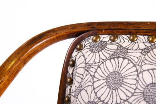 Chaise Hoffmann - Différents détails de la chaise 2