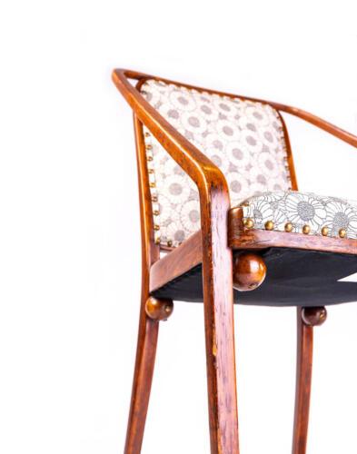 Chaise Hoffmann - Différents détails de la chaise 4